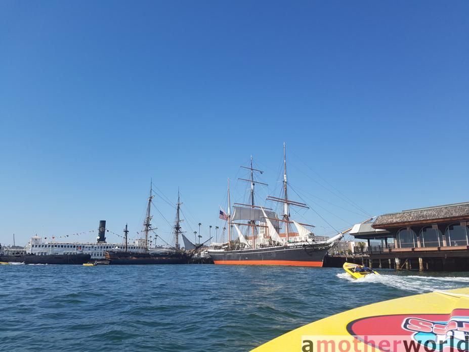 San Diego Fun Family Destination Speed Boat Adventures