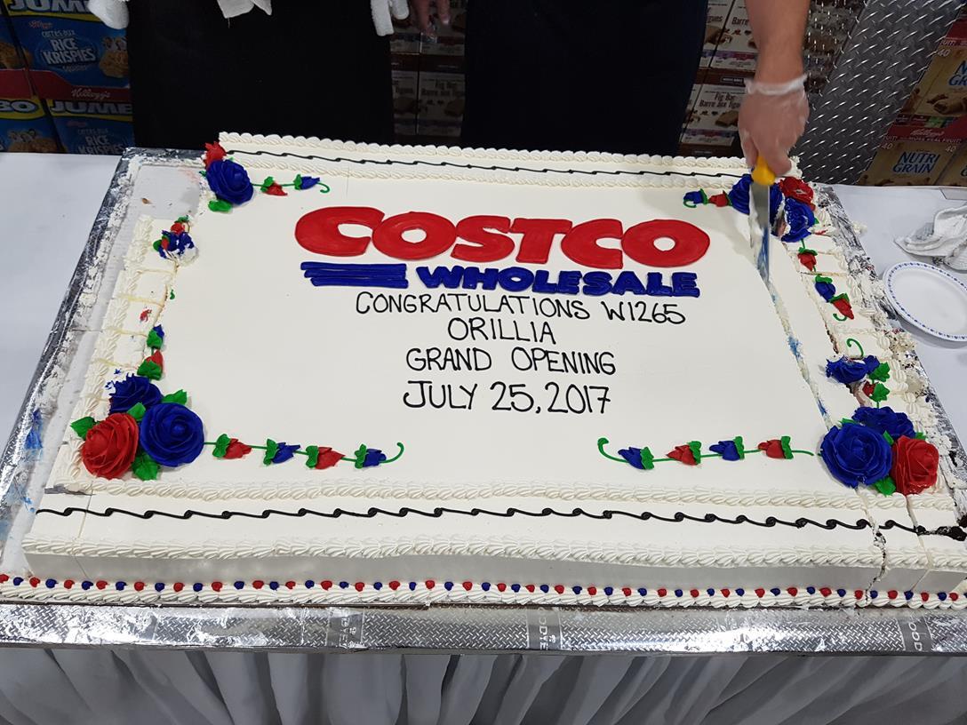 how to make costco cake