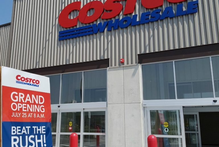 Costco is Opening in Vaughan and Orillia!