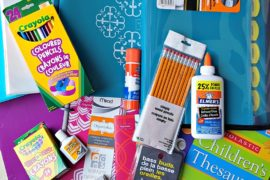 Back-To-School Shopping in a Flash - amotherworld.com