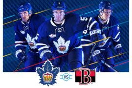Toronto Marlies Boxing Day Giveaway