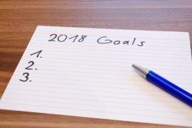 What are your goals for 2018