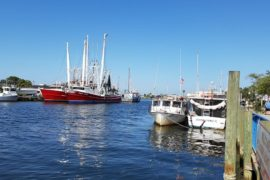 Tarpon Springs is Florida's Greek Town