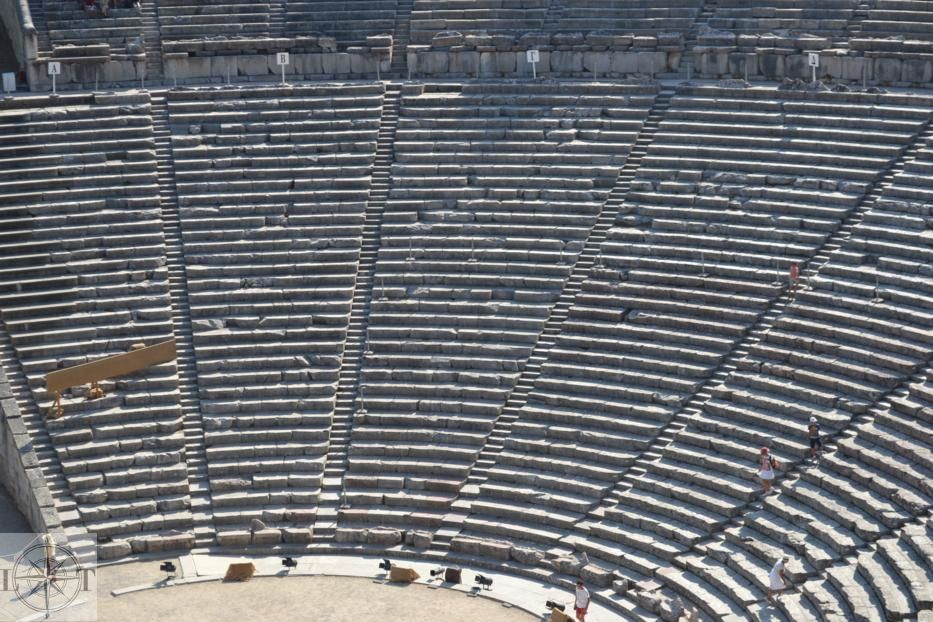 Best Places to Visit in Greece | Epidaurus Theatre | amotherworld