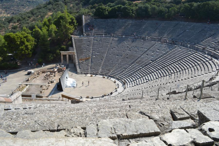 Best Places to Visit in Greece | Epidaurus Theatre