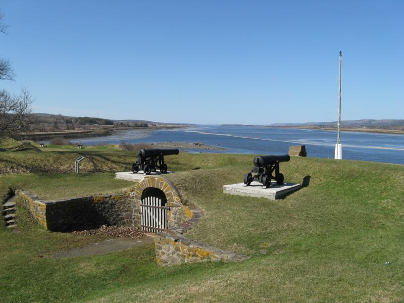 Lesser Known Canadian Travel Destinations to Visit Annapolis Royal Nova Scotia