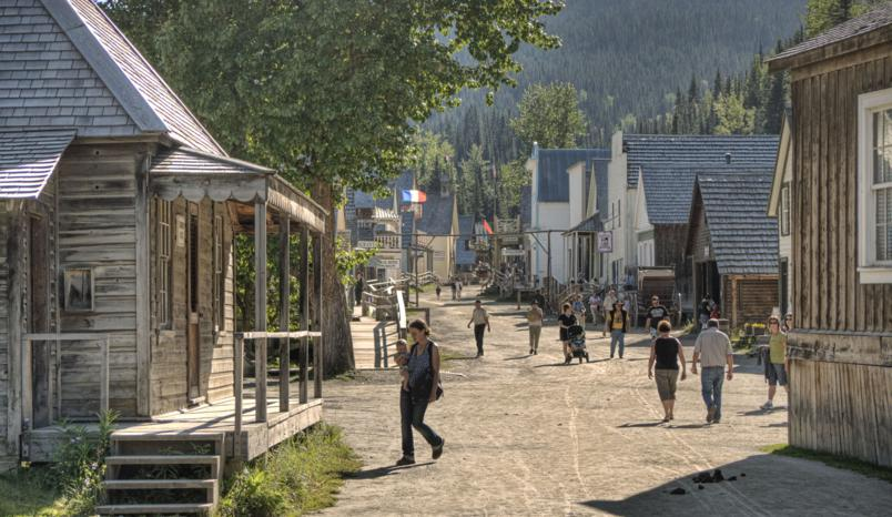 Lesser Known Canadian Travel Destinations to Visit Barkerville BC