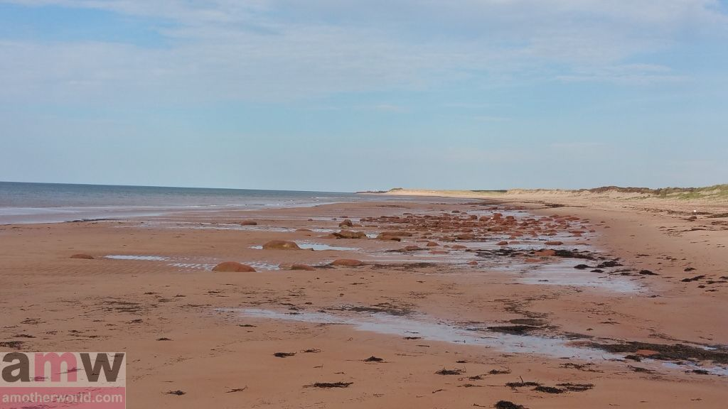 Lesser Known Canadian Travel Destinations to Visit - Cavendish Beach PEI
