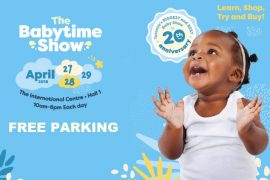 The BabyTime Show Spring 2018
