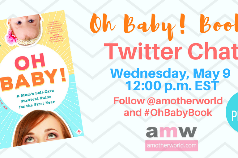 Twitter Chat Oh Baby Book Mother's Day