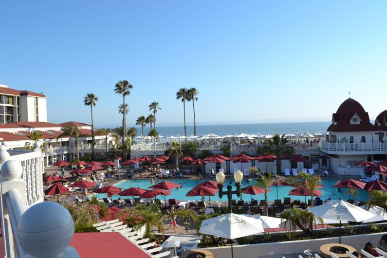 Hotel del Coronado in San Diego