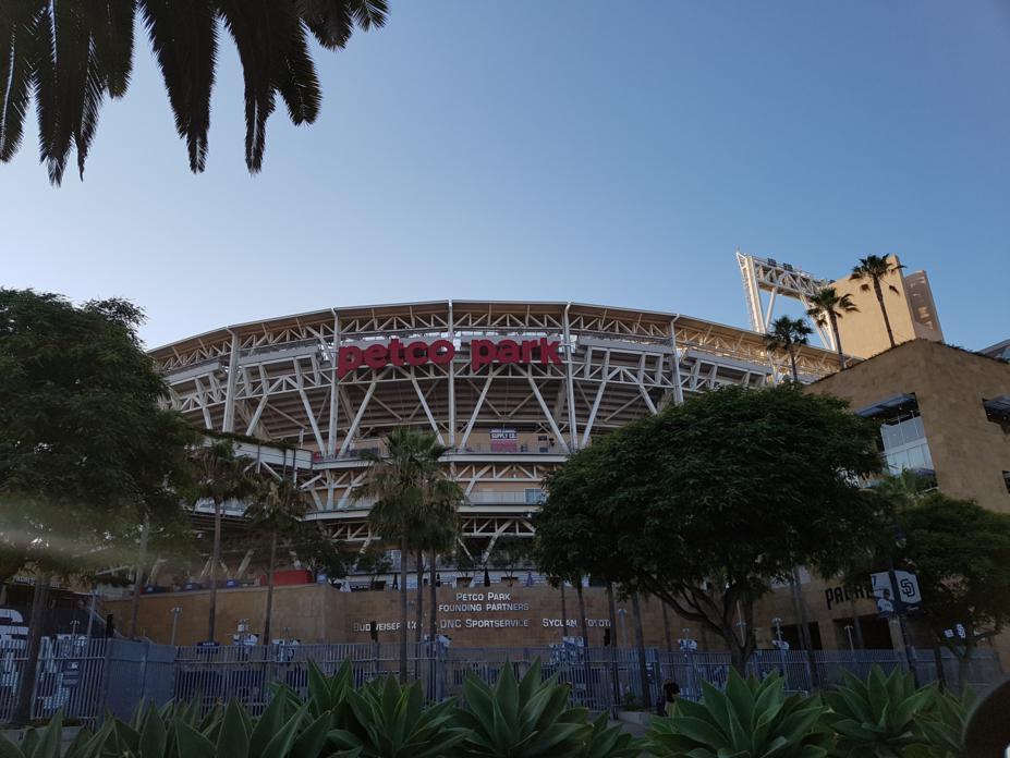Petco Stadium San Diego