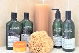 Avalon Organics Skin and Body Products giveaway