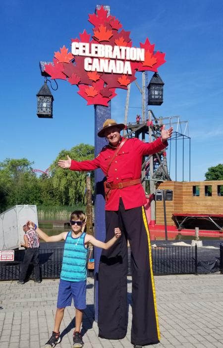 Canada's Wonderland Celebration Canada - amotherworld