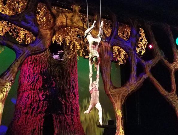 Cirque Canadien Canada's Wonderland