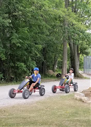 Fern Resort Ontario Bikes