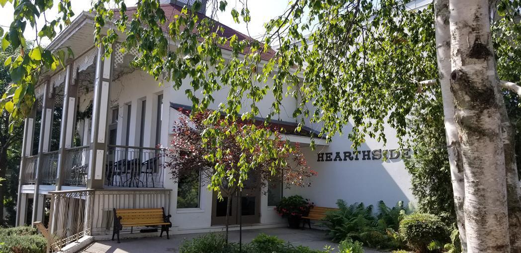 Fern Resort Ontario Hearthside