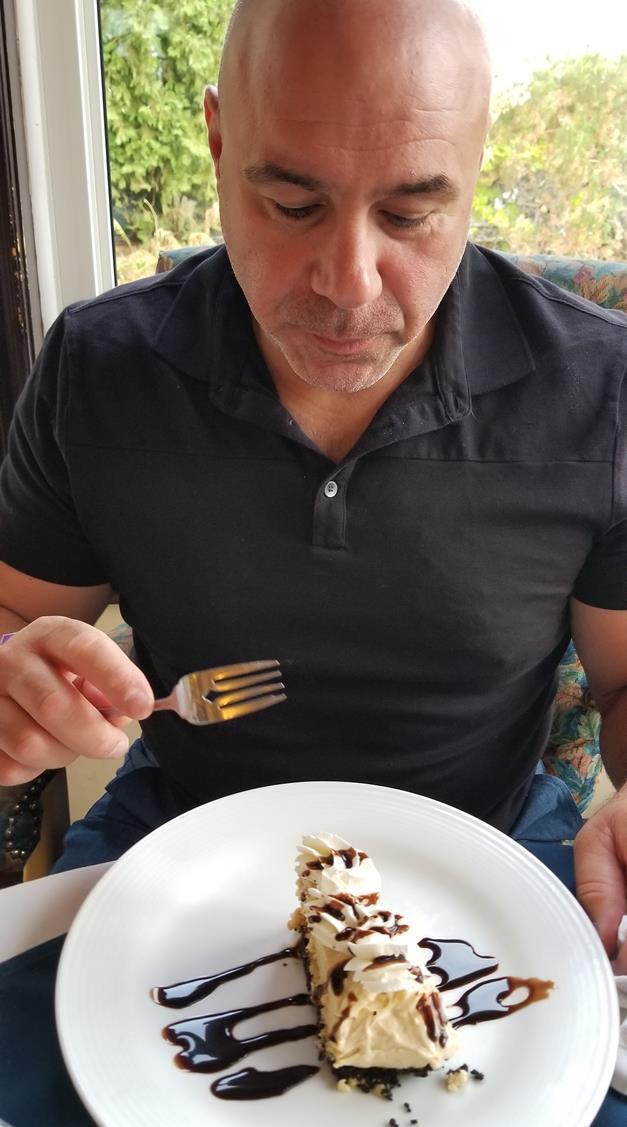 Fern Resort Ontario Peanut Butter Pie