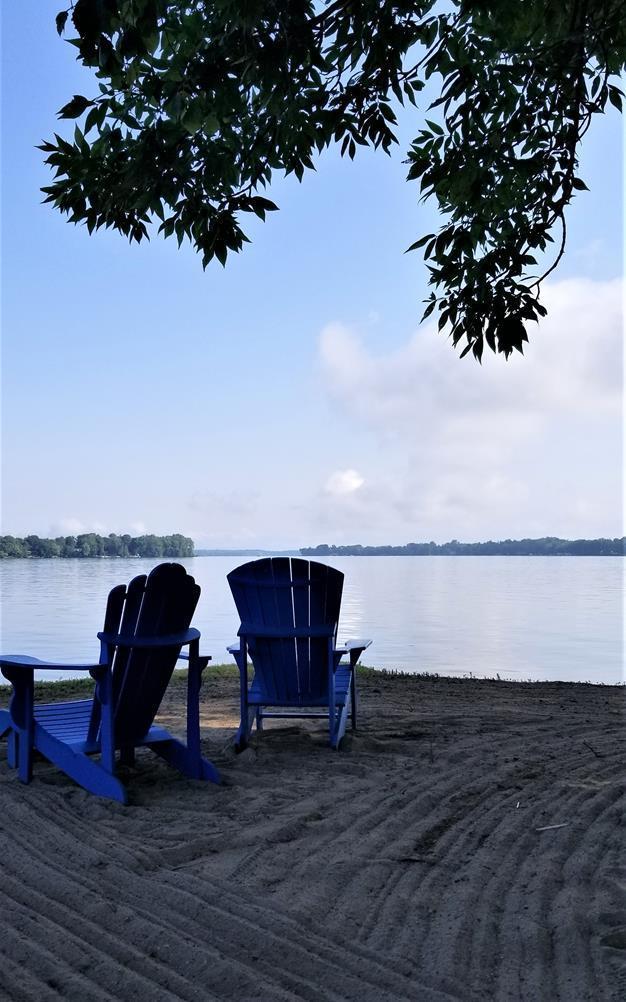 Fern Resort Ontario lake view