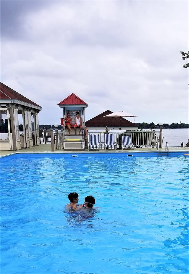 Fern Resort Pools