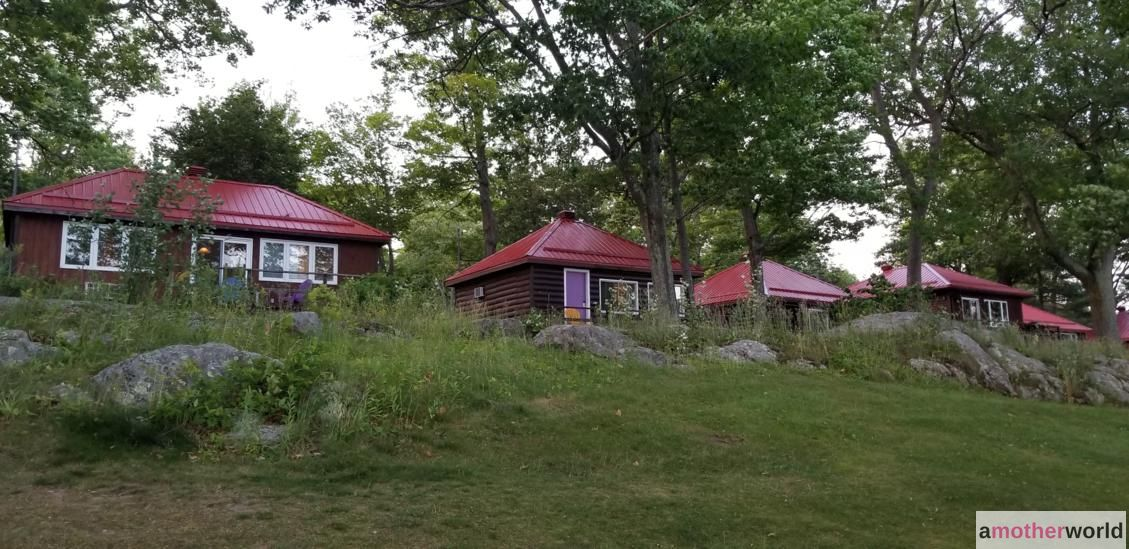 Cottages at Viamede Resort Woodview Ontario