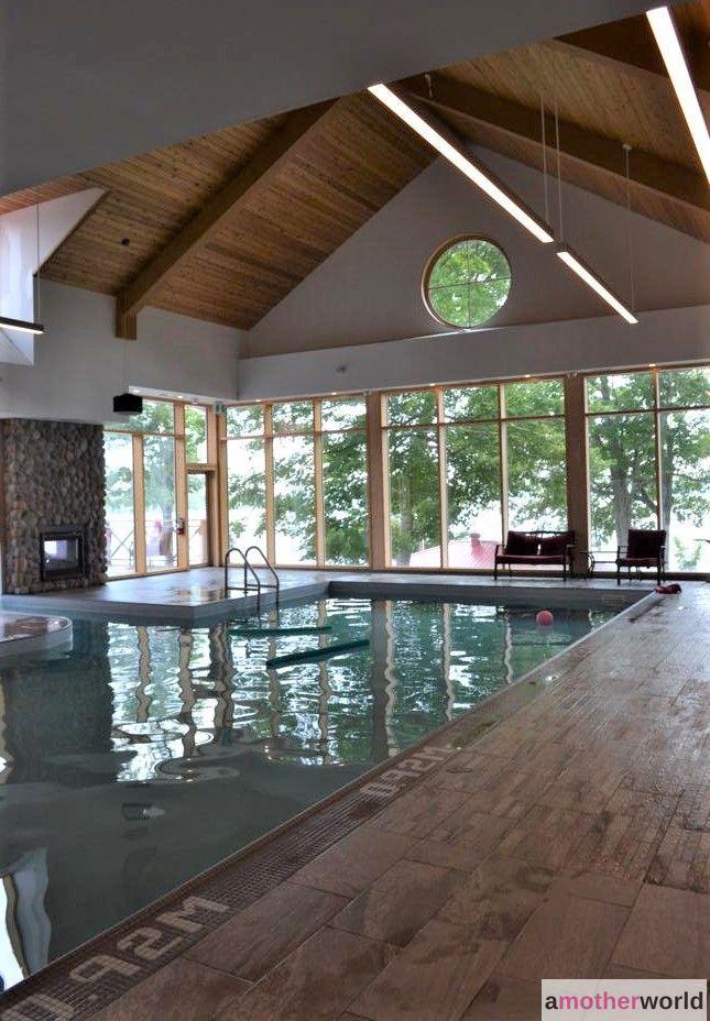 Indoor Pool at Viamede Reort