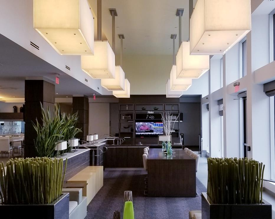 Staycation at Element Vaughan Southwest