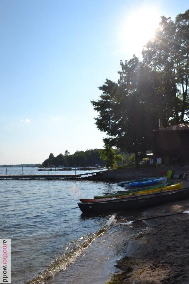 Viamede Resort Kawartha Lakes Ontario