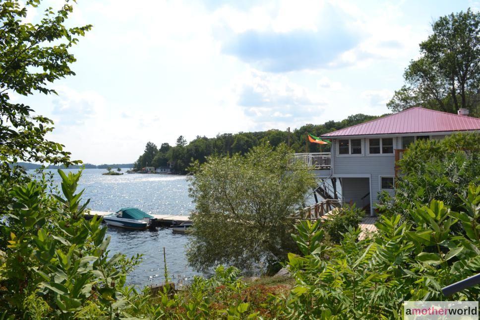 Stoney Lake Viamede Resort Ontario