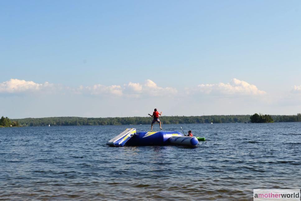 Stoney Lake Ontario Cottage Country