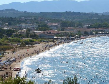 Family Fun in Zakynthos Greece Tsilivi Beach