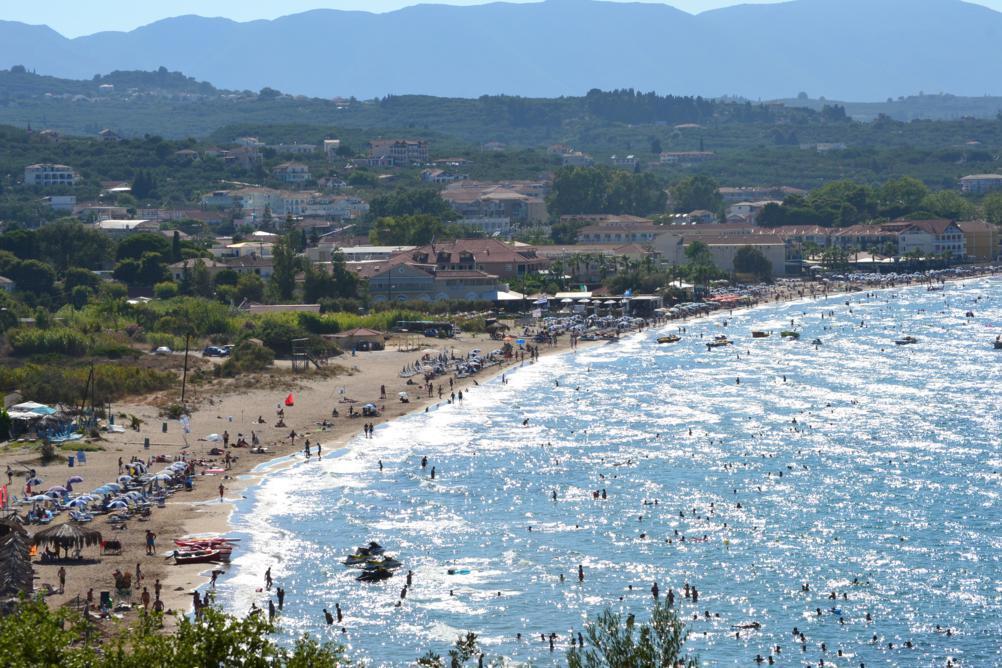 Family Fun in Zakynthos Greece Tsilivi Beach