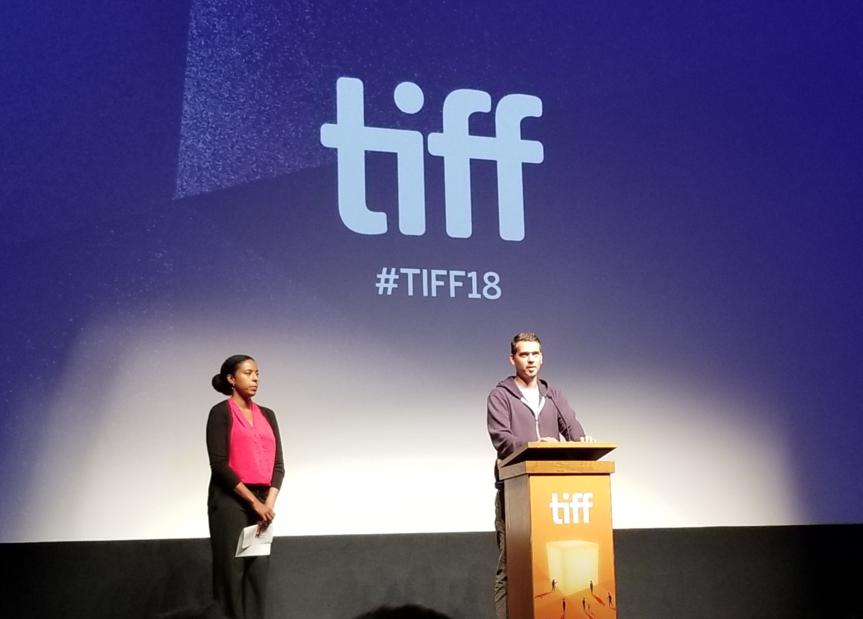TIFF 2018 Hold the Dark screening