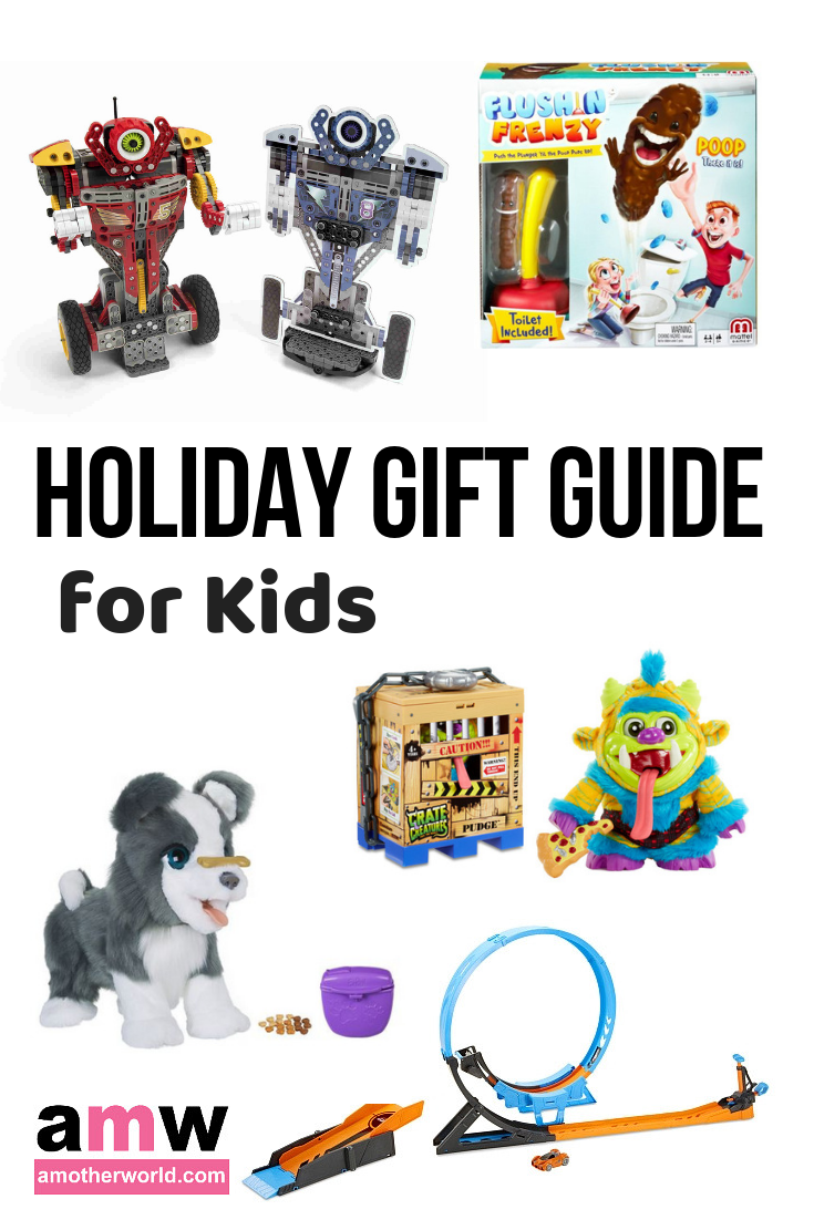 Holiday Gift Guide for Kids - amotherworld