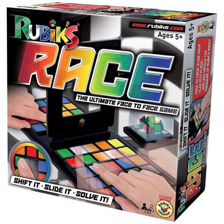 Holiday Gift Guide for Kids - Rubik's Race
