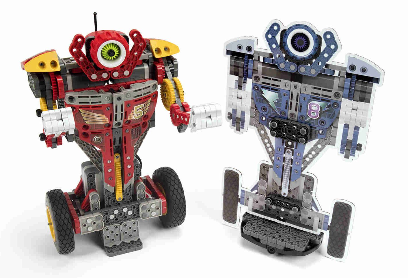 Holiday Gift Guide for Kids - VEX Balancing Boxing Bots