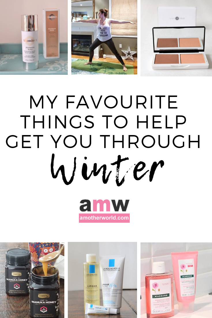 My Favourite Things to Help Get You Through Winter - amotherworld