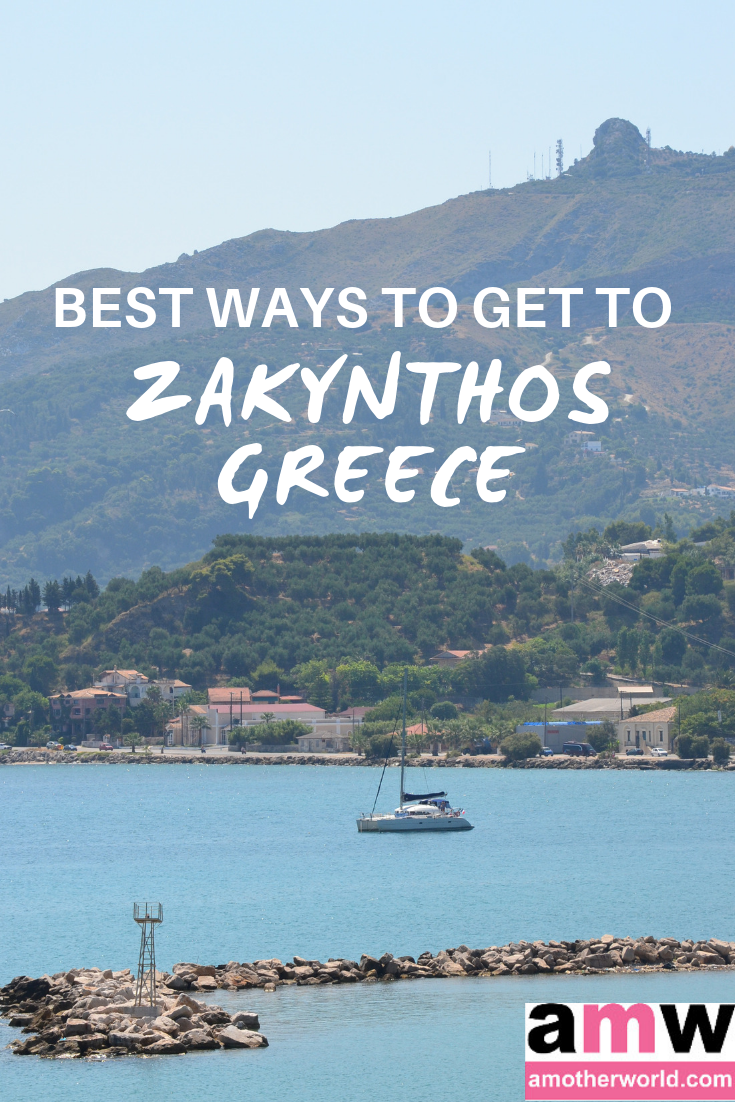 Best Ways to Get to Zakynthos Greece | amotherworld.com