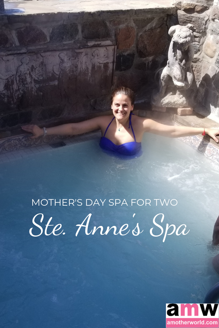 Win a Mother's Day Spa for Two at the Remarkable Ste. Anne's