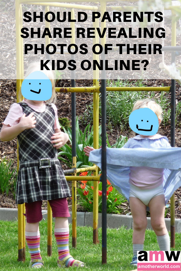 Should Parents Share Revealing Photos of Their Kids Online?