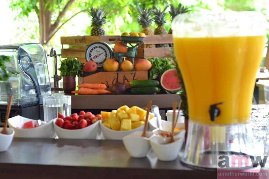 Andaz Costa Rica Peninsula Papagayo Rio Bhongo Juice Bar