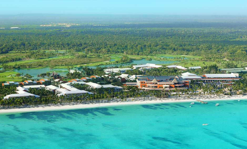 Costco London and Paris Your Way - Dominican Republic Barcelo Bavaro Palace Package