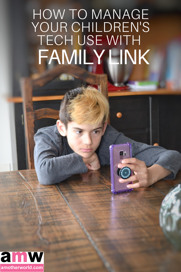 How to Manage Your Children's Tech Use with Google's Family Link