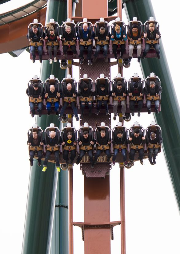 Canada's Wonderland Has an Exciting New Ride That Will Make You Scream - Yukon Striker