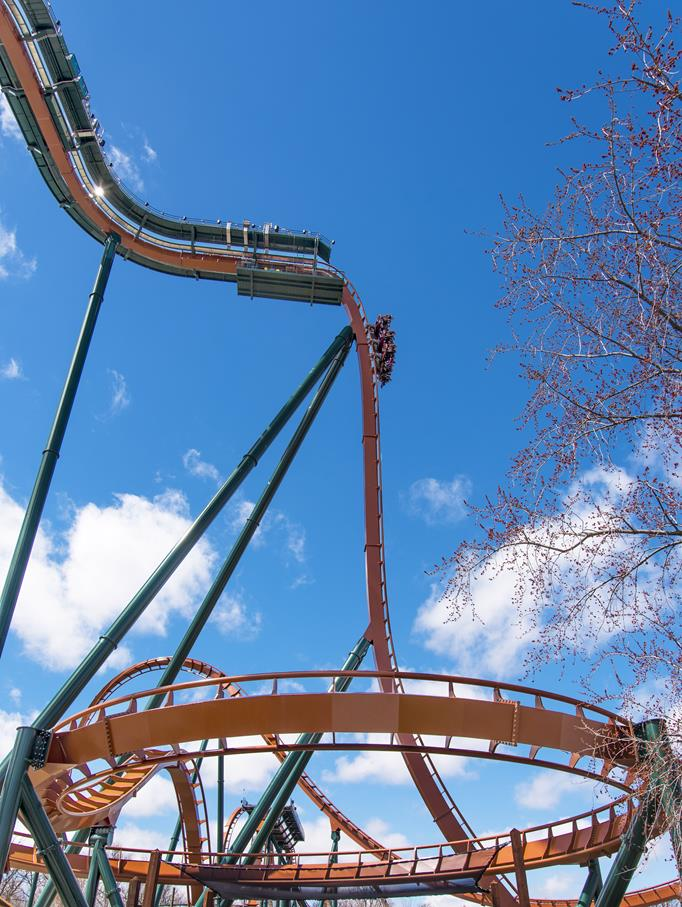 Canada's Wonderland Has an Exciting New Ride That Will Make You Scream
