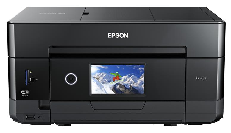 Enter to Win an Epson Voice-Activated Printer for Mother's Day