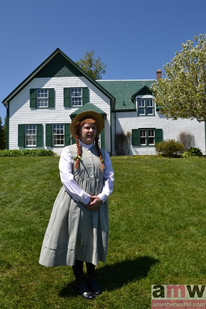 Anne of Green Gables Cavendish PEI | amotherworld