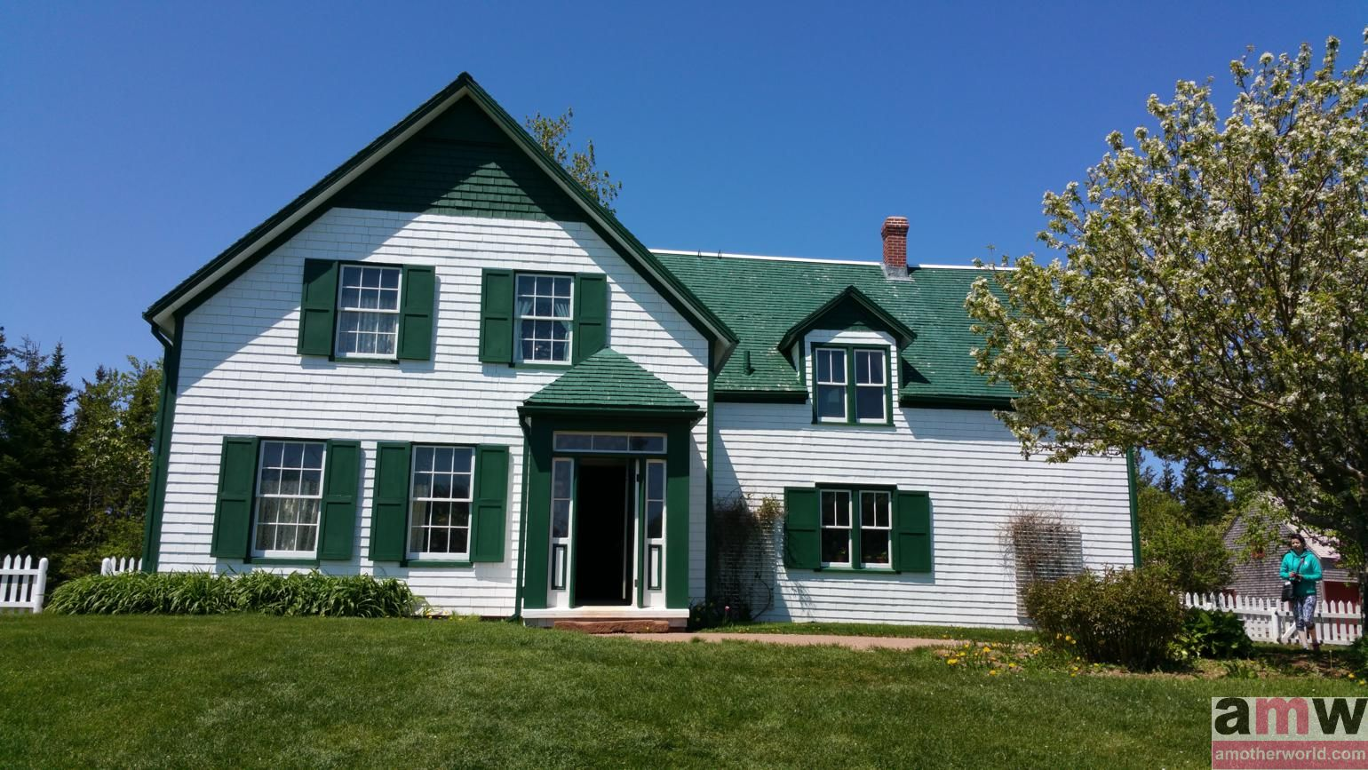 What did Anne of Green Gables House Look Like