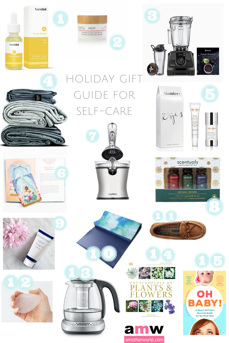 Holiday Gift Guide for Self C - amotherworld.comare