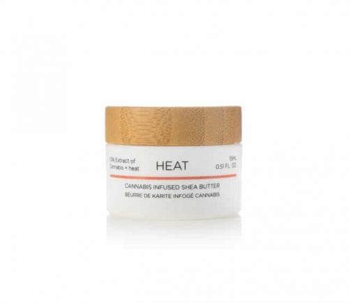 Holiday Gift Guide For Self-Care Love - Herb Angels Heat Topical Cream